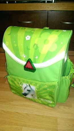 школьный рюкзак для девочки Herlitz(Германия)