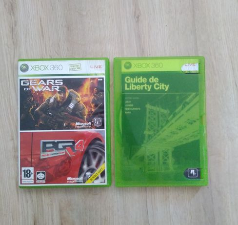 Gears of War/ PGR 4 + GTA IV Xbox 360