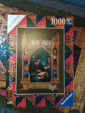Puzzle Ravensburger 1000 elementów Harry Potter