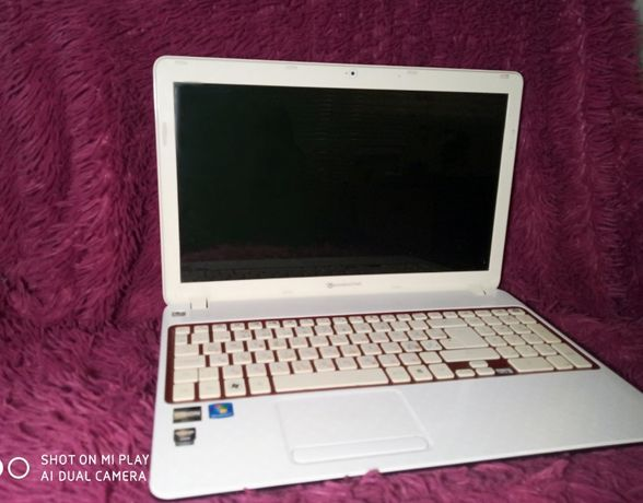 Продам ноутбук packard bell TV43CM