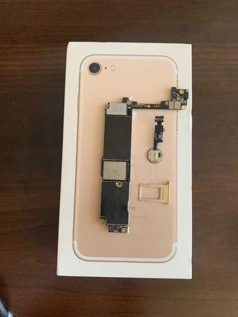 IPhone 7 Gold płyta główna