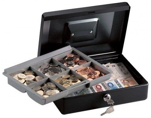 sejf kasetka cash box Masterlock CB-10ML