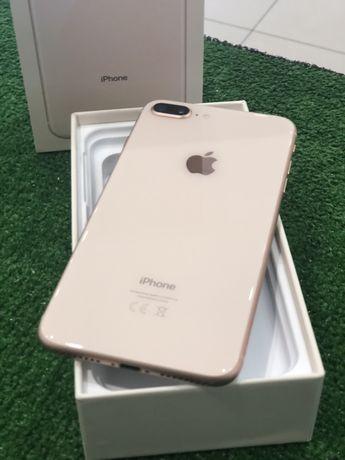iPhone 8 Plus + 64 gold Neverlock Гарантия Состояние идеал Магазин