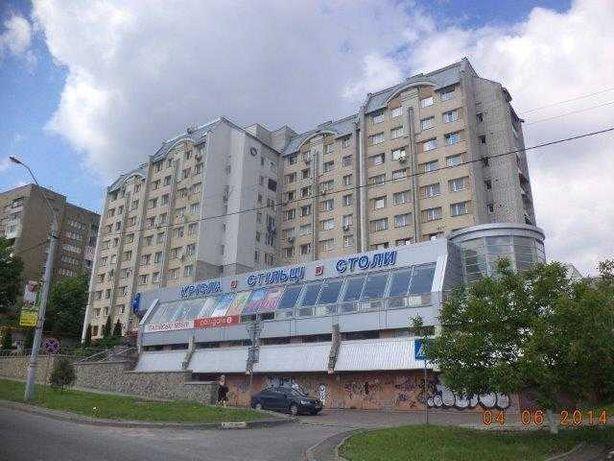 Нежилі приміщення (мансарда) 195 м2 в м.Львів, вул.Кн.Ольги,8 93000$