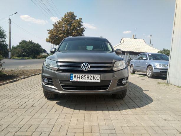 Volkswagen Tiguan Sport&Style 2015