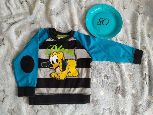 Bluza chłopięca r 80