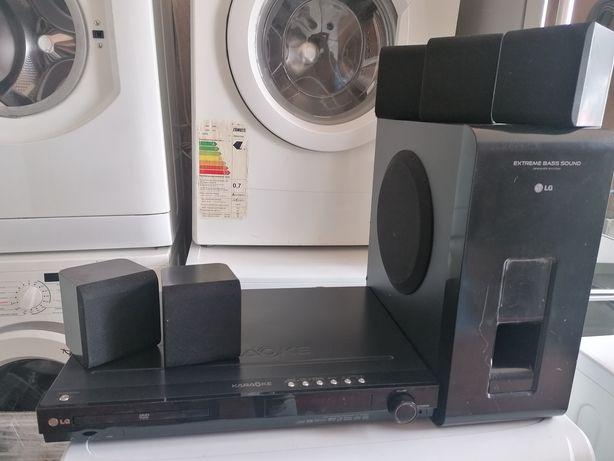 Домашний кинотеатр LG USB Сабвуфера акустические колонки