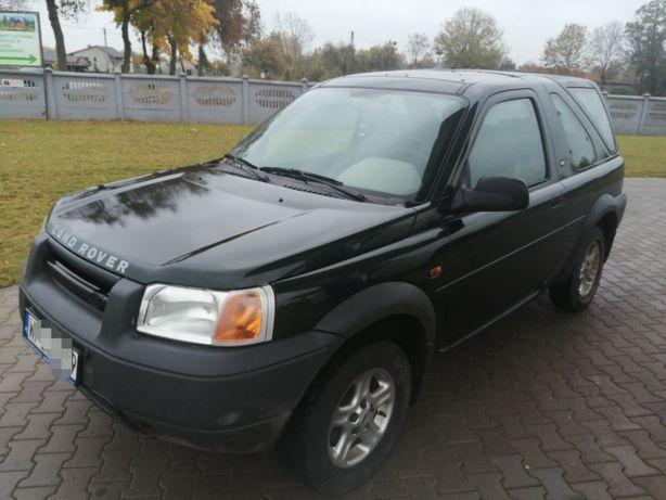 Land Rover Freelander 4X4 1998 r. 1.8 Benzyna + Gaz Sekwencja Hak