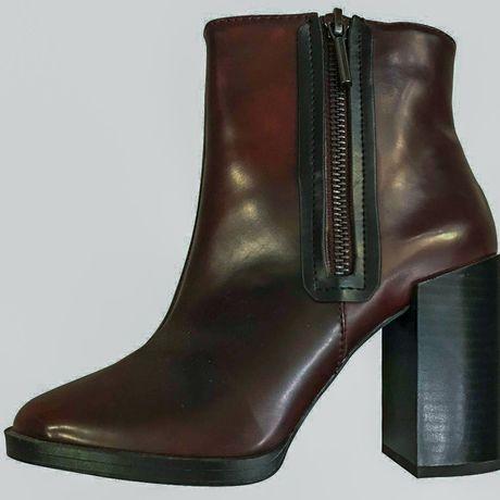 Zara boots trafic