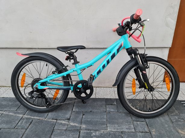 Rower górski Scott dla dziewczynki