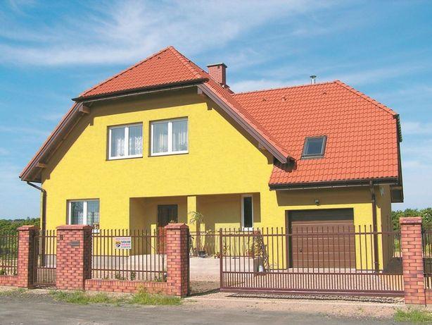 Docieplenia budynków, malowanie elewacji, tynki - Wrocław.