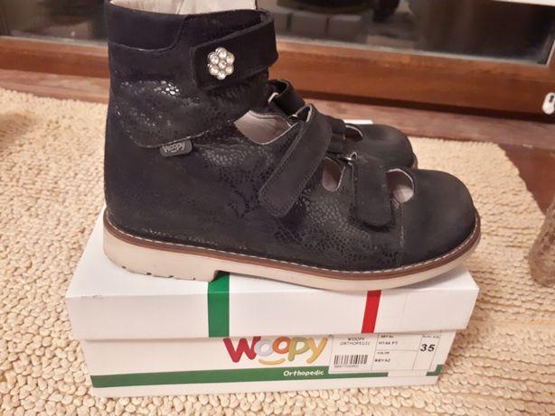 Ортопедичні туфлі (Woopy) 35р.