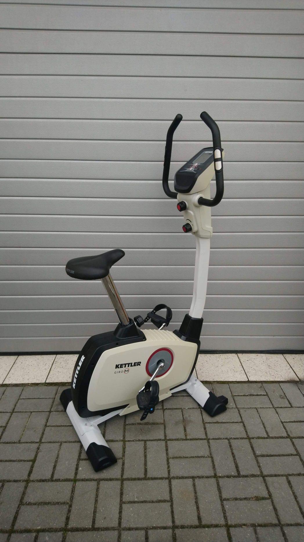 Rower rehabilitacyjny-treningowy magnetyczny Kettler Giro M do 110kg