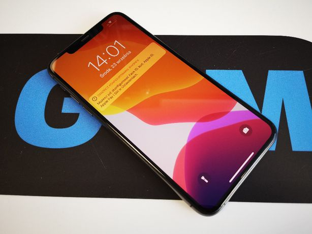 Iphone 11 Pro max 256GB Space Gray Gwarancja Producenta
