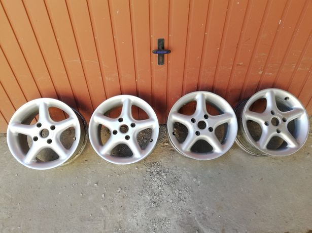 Felgi aluminiowe 15 4 *114,3 7J, Honda, Mitsubishi, Mazda