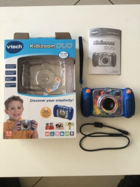 Aparat fotograficzny/ zabawka multimedialna dla dzieci Kidizoom Duo
