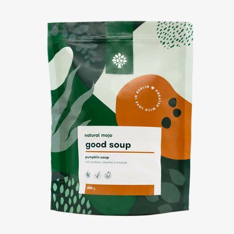 NATURAL MOJO good soup pumpkin- NOWOŚĆ