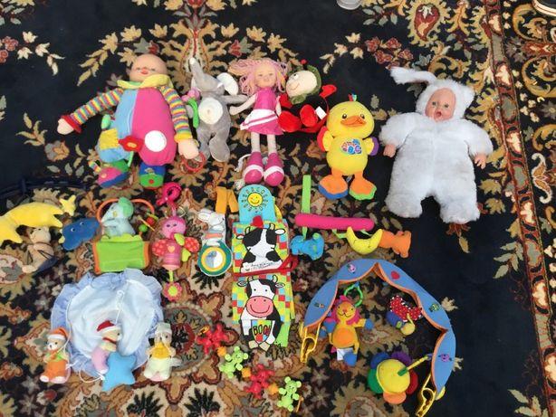 Наши игрушки для малышей