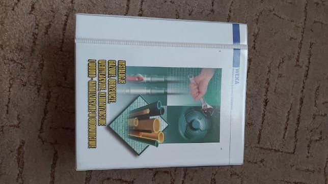 Książka Instalacje gazowe, ogrzewcze, wentylacyjne ... WEKA