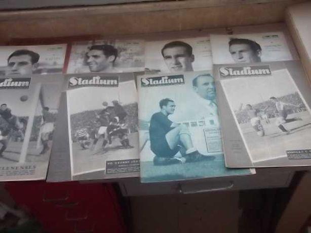 STADIUM C/SEPARATA Capitães Equipa 1945 - F.FERREIRA,CONCEIÇÃO,RAFAEL