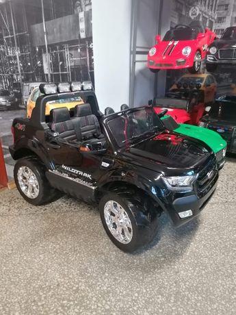 Samochód Ford Ranger na akumulator dla dzieci Full Opcja Lakier Mp4