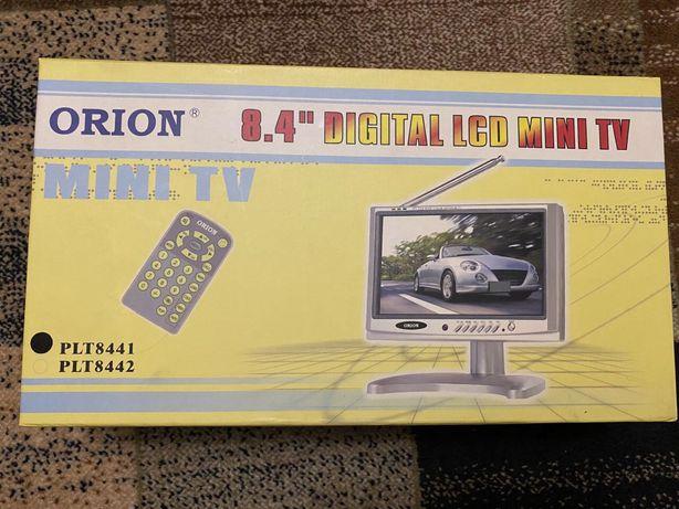 Новый цифровой мини телевизор ORION 8.4