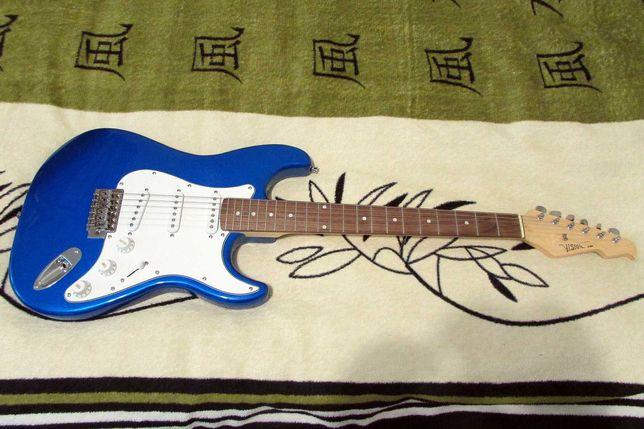 Електрогітара Vision Stratocaster by MSA BL (нова)