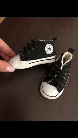 Niechodki buciki niemowlęce converse 17 10.5cm