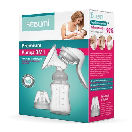 Ручной молокоотсос Bebumi BM1