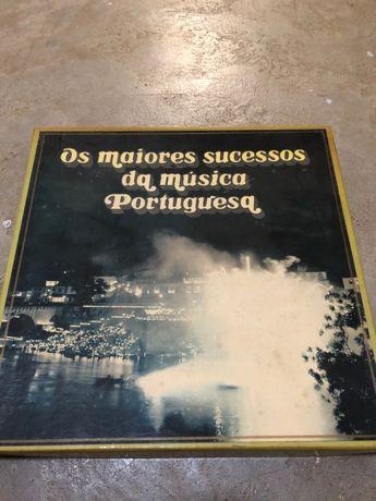 Colecção de Discos Vinil Musica