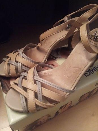 Sandały Caprice 38,5