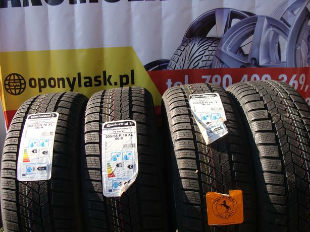 NOWE 205/55 R18 Continental ContiWinterContact TS 830P