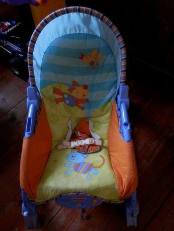 Espreguiçadeira de bébé Fisher Price