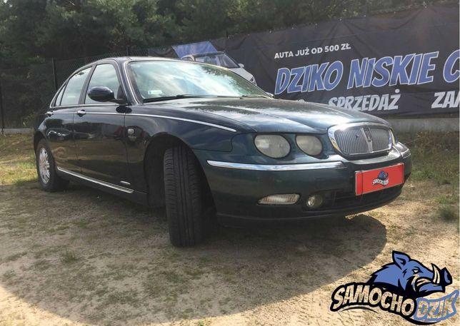 Rover 75// Benzyna