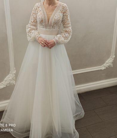 Плаття весільне фата в подарунок