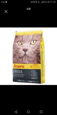Karma dla kota josera catelux