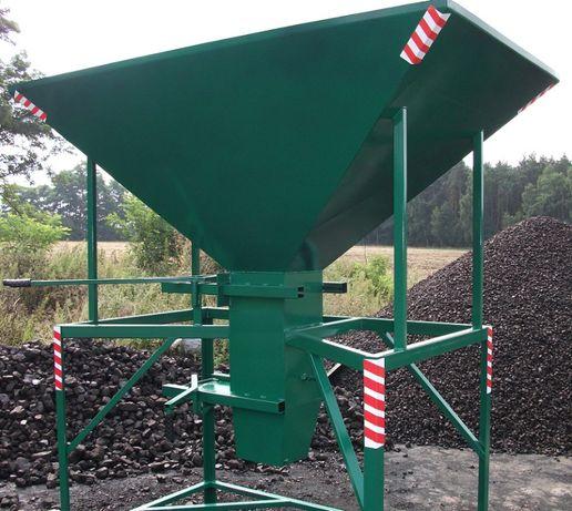 Workownica węgla ekogroszku mialu pakowaczka