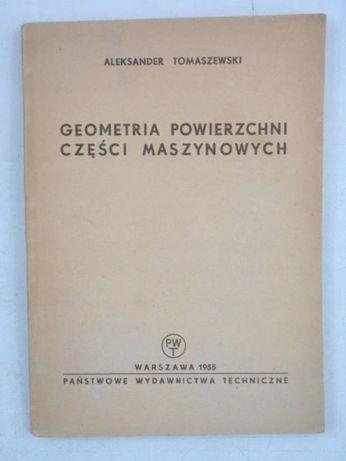 Geometria powierzchni części maszynowych///