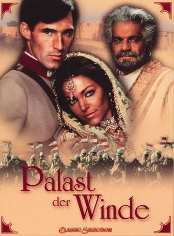 Dalekie pawilony / The Far Pavilions (1984) lektor DVD miniserial HIT