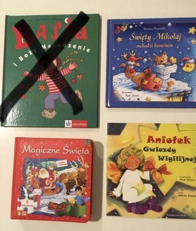Książeczki dla dzieci świąteczne Basia i Boże Narodzenie, puzzle