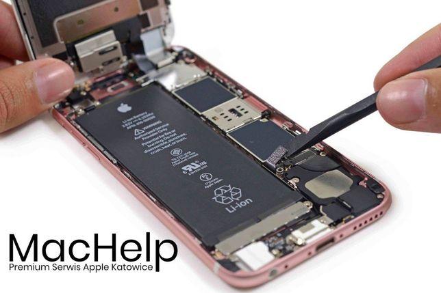 Wymiana baterii power iPhone 5s SE 6 6s 6+7+8+ X XR XS 11 Pro Katowice