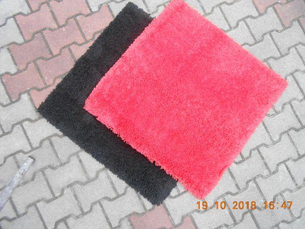 Sprzedam dywanik jednokolorowy 80 x 80 cm z długim włosem