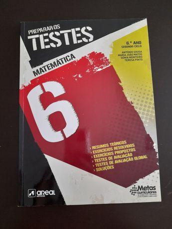 Preparar testes matemática 6°ano