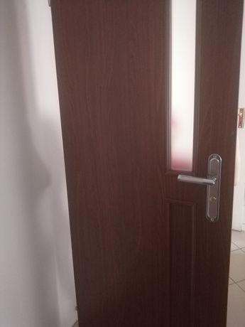 Sprzedam drzwi łazienkowe  lewe 70
