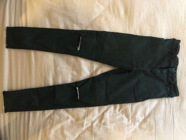 Calças pretas Zara Kids