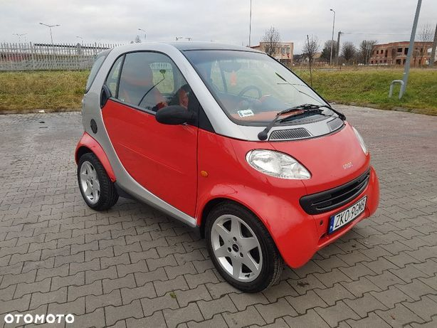 Smart Fortwo 0.6 Turbo