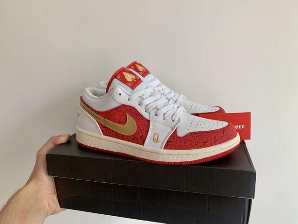 Nike Air Jordan Low Spades 1:1 Люкс Supreme Travis Scott Reebok Dunk