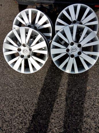 Felgi aluminiowe Mazda 3 5x114,3 et50