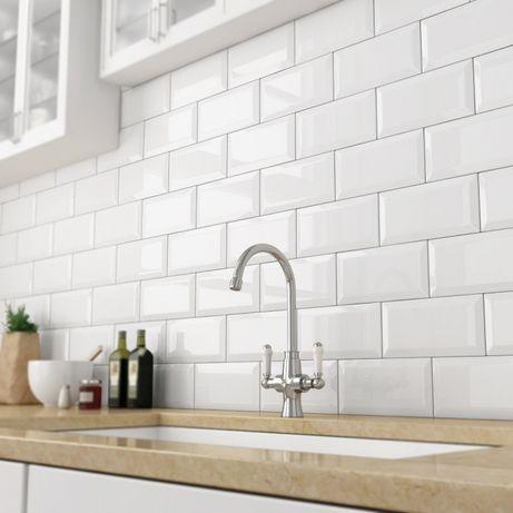 плитка кабанчик для стен EQUIPE METRO White Matt 12739