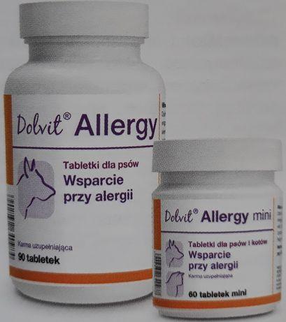 Wsparcie przy alergii dla psów Dolvit Allergy